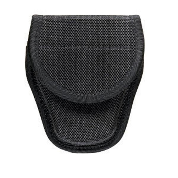 7300 Covered Handcuff Case Black Size 3 Hidden