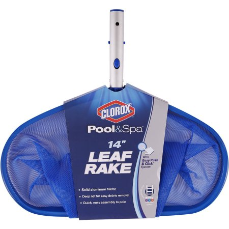RAKE LEAF PUSH&CLICK HD