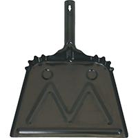 Birdwell Cleaning 151-12 Metal Dustpan, 11-1/2 in W, 20 ga Metal