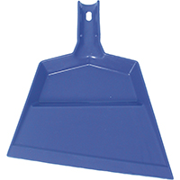 Birdwell Cleaning 028-60 Broom Buddy Dustpan, 10-1/4 in W, For Use With Broom
