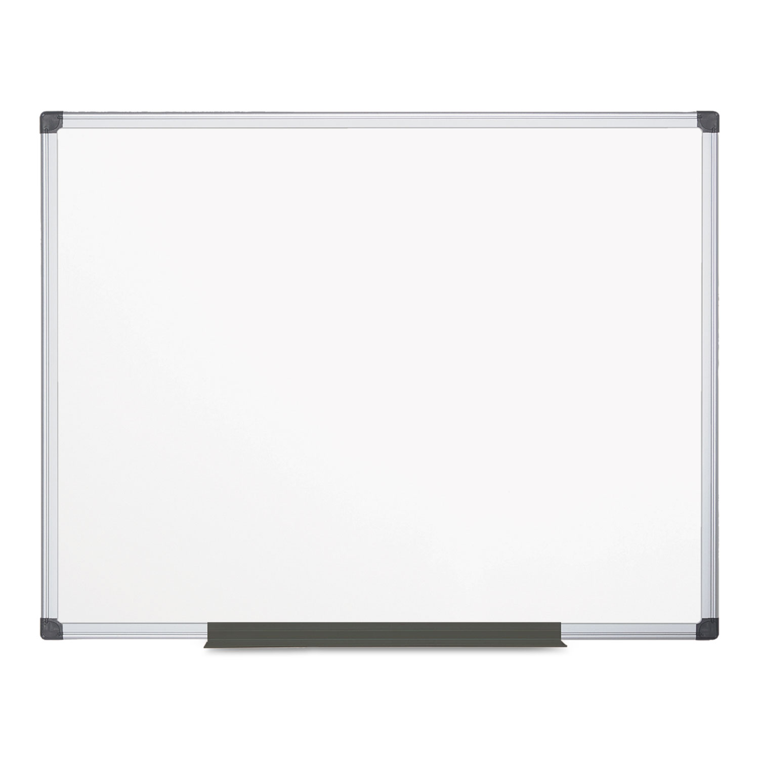 Value Melamine Dry Erase Board, 48 x 72, White, Aluminum Frame