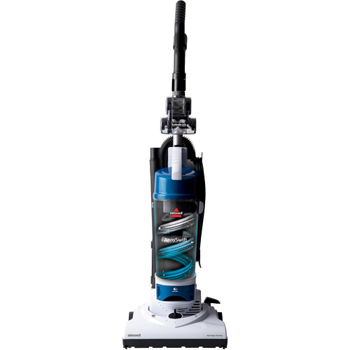 AeroSwift 1009 Bagless Compact Upright Corded Vacuum Cleaner, 7 A