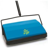 Bissell 21012 Carpet Floor Sweeper, Plastic, Blue