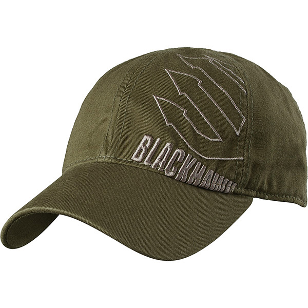 Blackhawk Oversized Logo Cap Jungle One Size