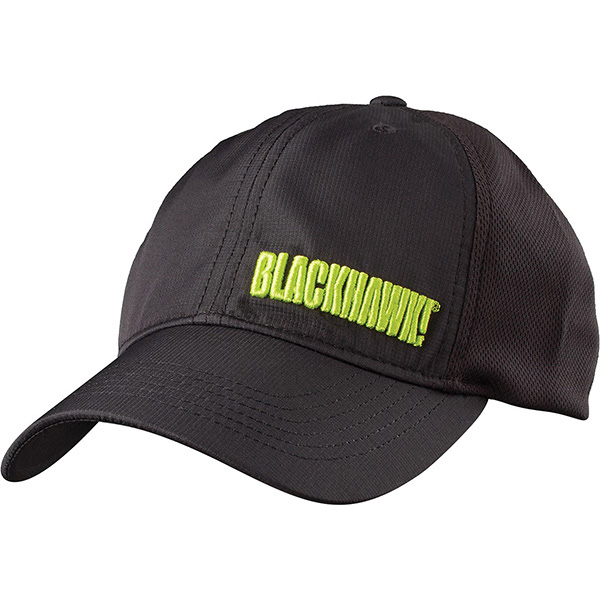 Blackhawk Performance Mesh Cap Black M/L