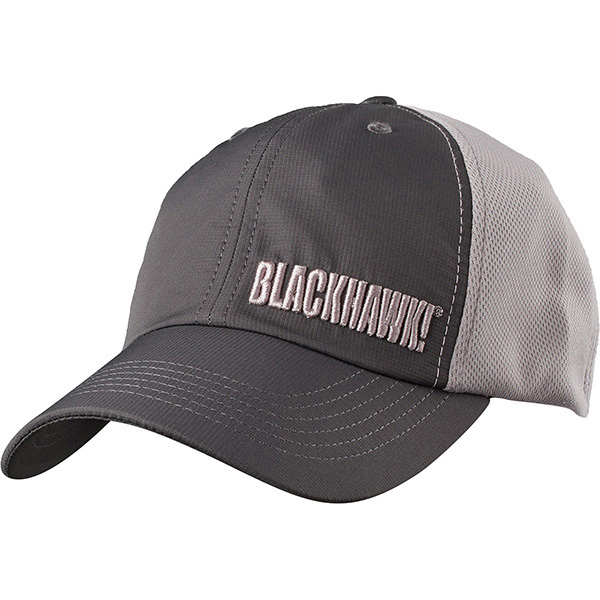 Blackhawk Performance Mesh Cap Slate/Steel L/XL