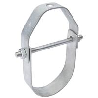 B & K G65-050HC Clevis Hanger, 1/2 in IPS x 3/8 in, Steel