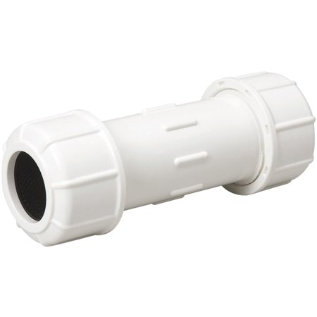 160-108 2 IN. PVC COMP COUPLING