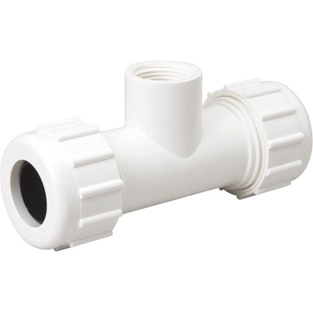 162-105 1 IN. PVC COMP TEE