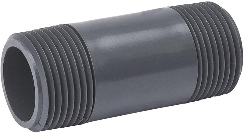 506-100 1-1/4X10 PVC S80 NPPLE