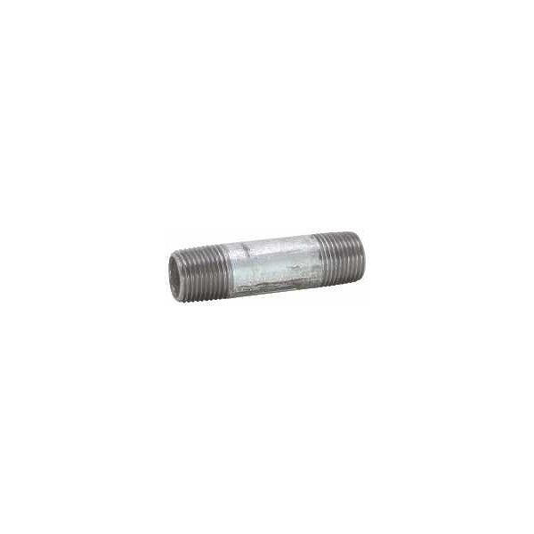 GALVANIZED NIPPLE 1-1/2 IN. X 12 IN.