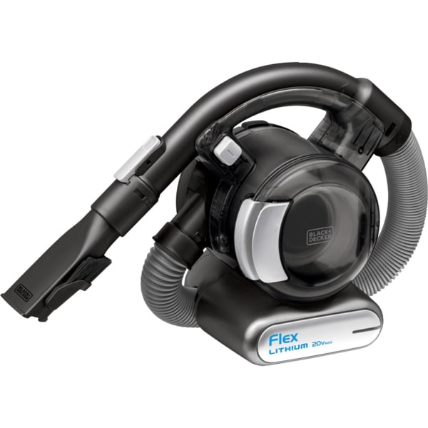 BLACK+DECKER BDH2020FLFH 20-Volt MAX* Lithium Flex Vacuum with Floor Head & Pet Hair Brush