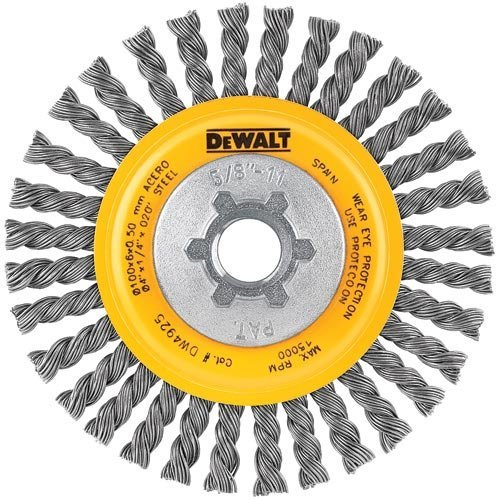DW4925B 4 IN. HP CARBIDE WHEEL