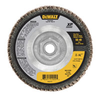 DWA8280H 4-1/2 40G FLAP DISC