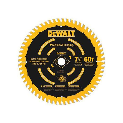 DWA171460B10 7-1/4 60T BLADE