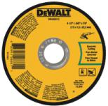 DWA8051 4-1/2 IN. CUTTING WHEEL