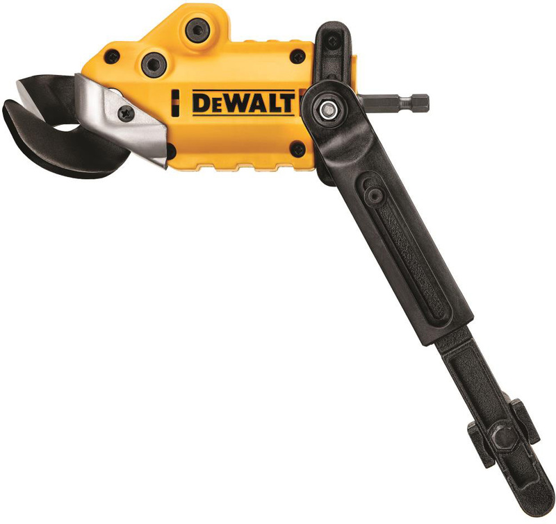 DWASHRIR 18GA SHEAR ATTACHMENT