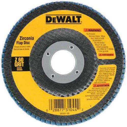 DW8308 4-1/2X7/8 60G FLAP DISC