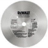 DW3325 7-1/4 IN. COMBO BLADE