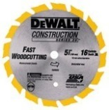 DW9155 6-1/2 IN. 18T SAW BLADE