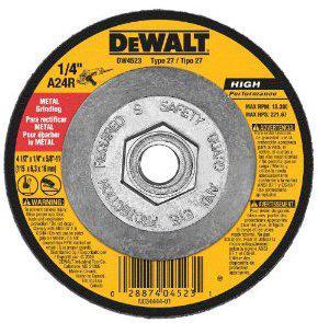 DW4523 4.5X1/4X5/8-11 WHEEL