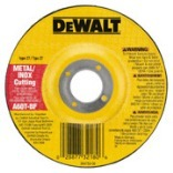 DW8424 4.5X.045X7/8 CUT WHEEL