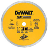 DW4760 7 IN. TILE BLADE