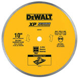DW4761 10 IN. TILE BLADE