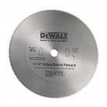 DW3326 7-1/4 IN. PLYWOOD BLADE