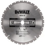 12 INCHES 32 TEETH SERIES 20 LARGE DIAMETER SAW BLADES