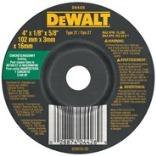 DW4524 4-1/2X1/4 CUTTER WHEEL