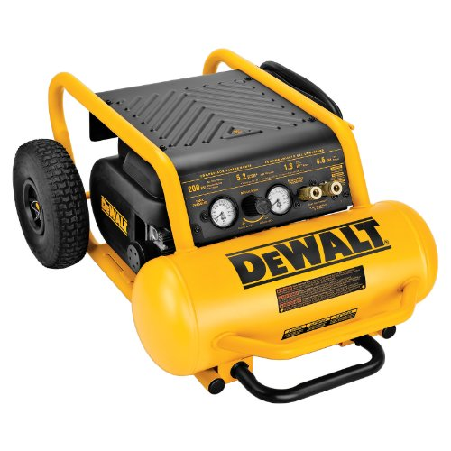 4.5 GALLON ELECTRIC AIR COMPRESSOR