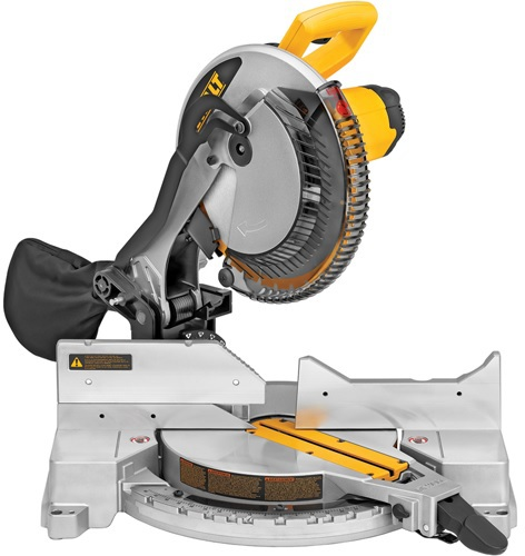 DW715 12 IN. COMPOUND MITER SAW