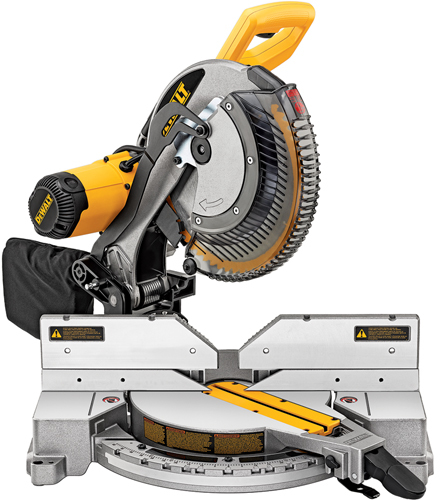 DW716 12 IN. DBL-BEVEL MITER SAW
