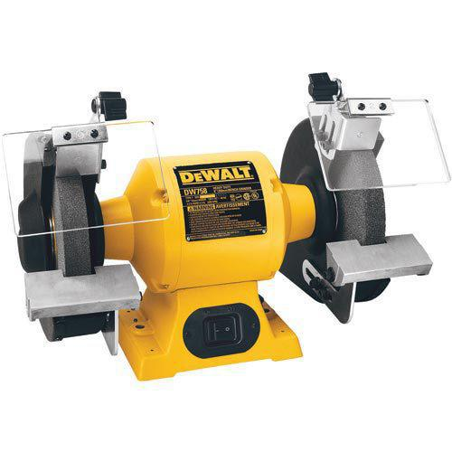 DW758 8 IN. BENCH GRINDER
