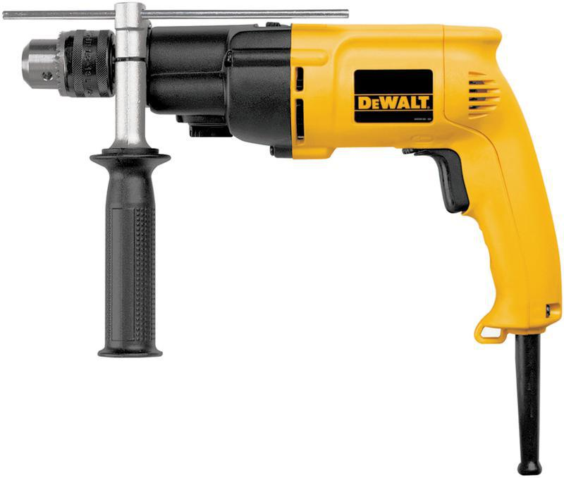 DW505 1/2 IN. VS 7.2A HAMMERDRILL