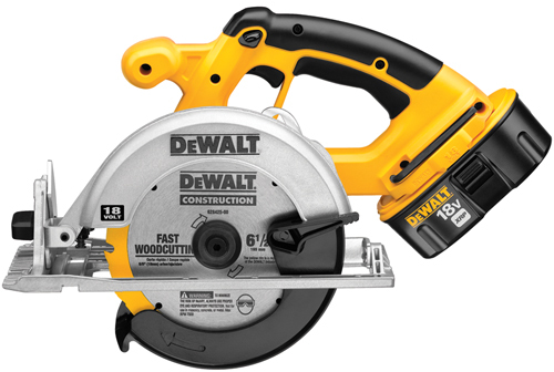 DC390K 18V 6-1/2 IN. CIRCULAR SAW