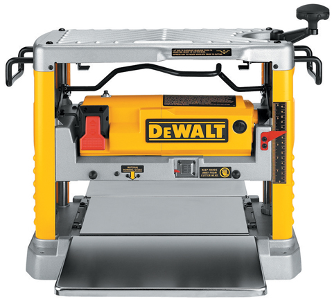 DW734 12-1/2 IN. PORTABLE PLANER