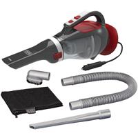 Dust Buster BDH1220AV Automotive Handheld Portable Corded Vacuum Cleaner, 12 VDC, 10.5 W