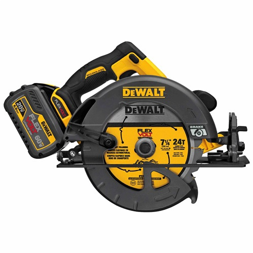 DCS575T1 60V CIRC SAW KIT