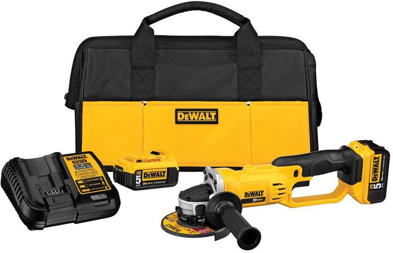 DCG412P2 20V CUT-OFF TOOL KIT
