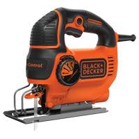 Black & Decker JS660 Corded Jig Saw, 110 V, 5 A, 3/4 in Stroke, 800 - 3000 spm