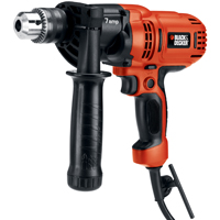 1/2In B&D Variable Speed Reversible Drill