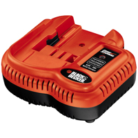 FireStorm FSMVC Fast Battery Charger, Slide-Pack, 1.5 hr