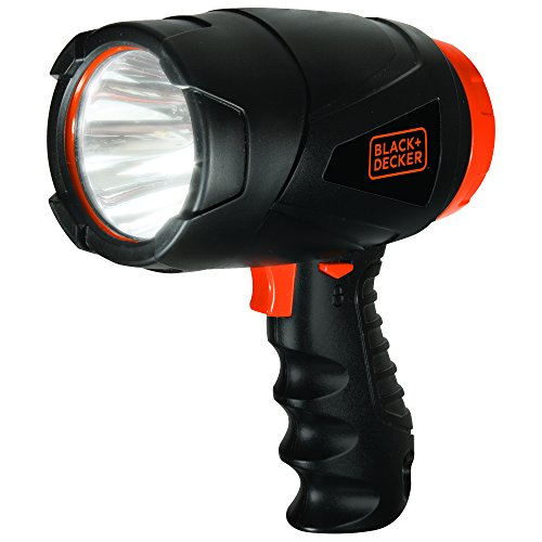 Black & Decker Sl3Wakb Alkaline LED Spotlight