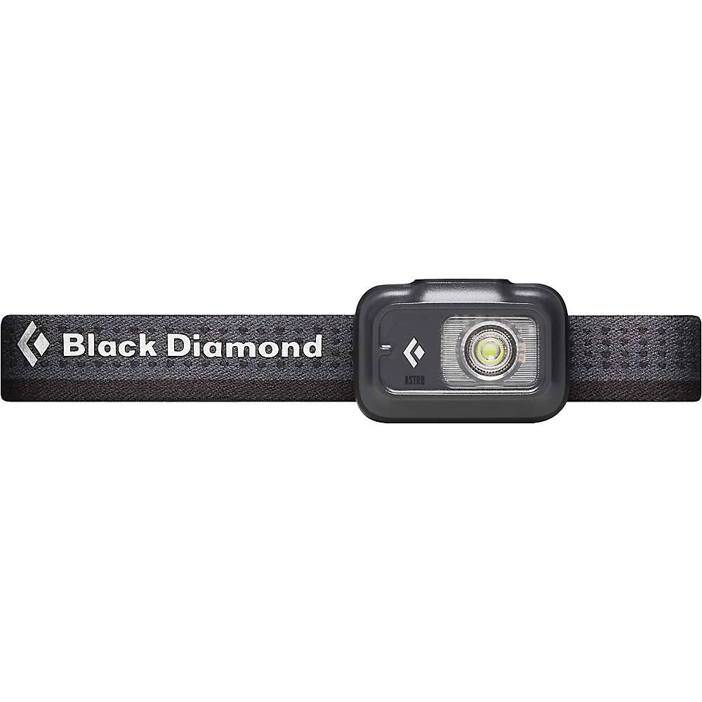 Black Diamond Astro 175 Headlamp, Graphite