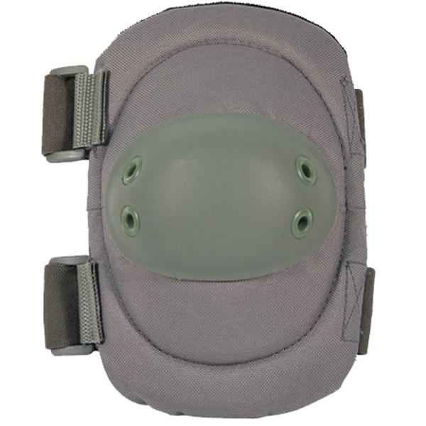 HellStorm Tactical Elbow Pad w/ Talon-Flex Cap, Black