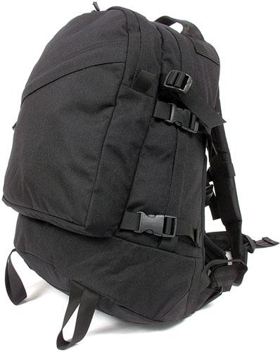 3-Day Assault Backpack, Black