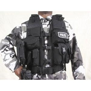 Tactical Float Vest II, Black