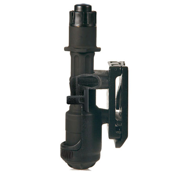 CF Flashlight Holder+w/Mod-U-Lok Platform, Black